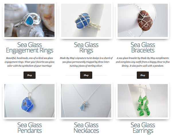 Gifts for others and yourself ocean isle beach weddings seaglass jewelry solutioingenieria Images